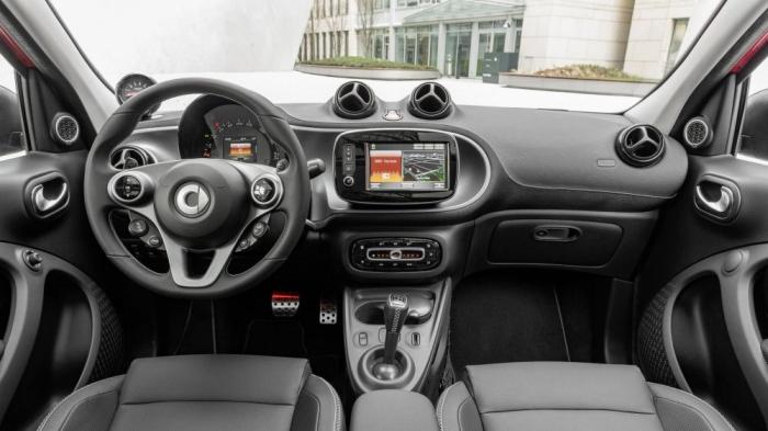 Smart ForTwo Brabus TG 2016