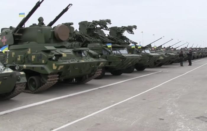 передача військової техніки чугуєв
