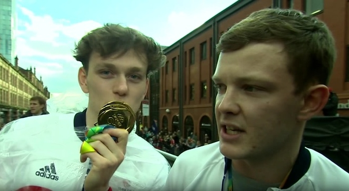 самозванці парад олімпійців