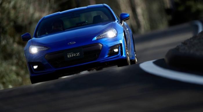Subaru BRZ GT 2017