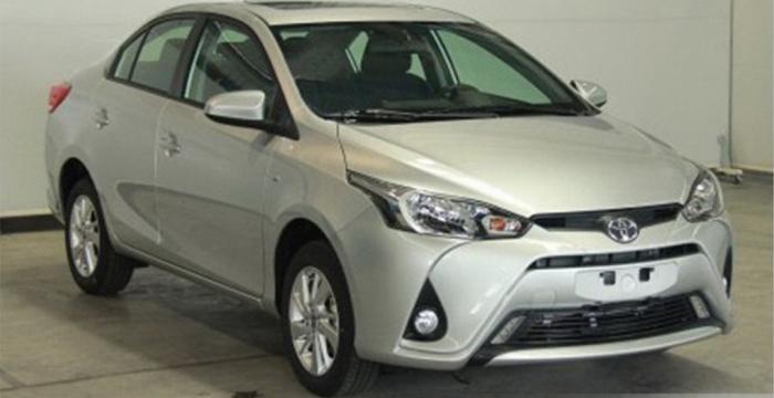 Yaris L Sedan