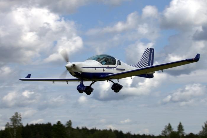 приватний літак