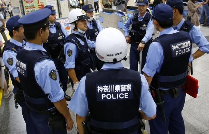 поліція японія
