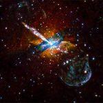 спалах у галактиці NGC 5128