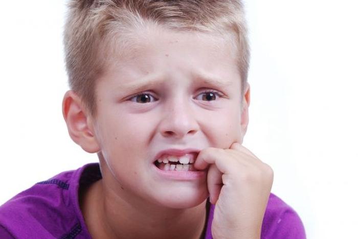 дитячий стрес