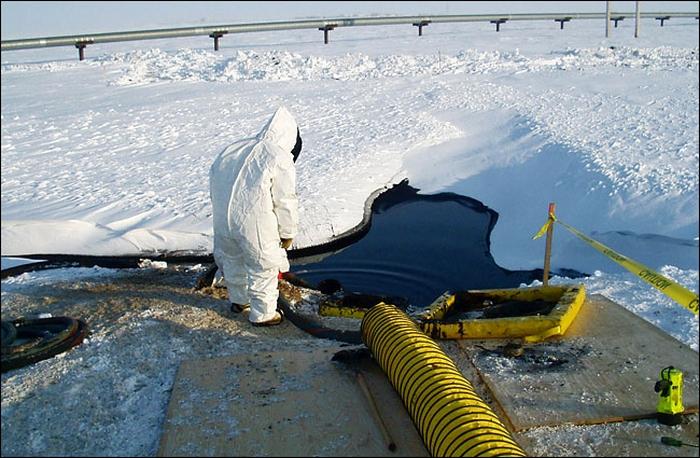 аляска нафта