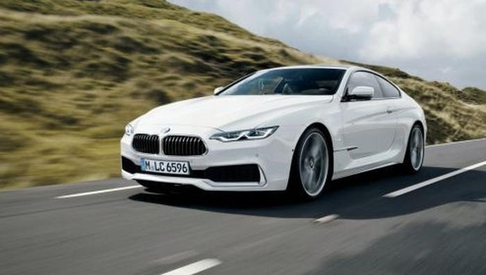 BMW 6S 2017