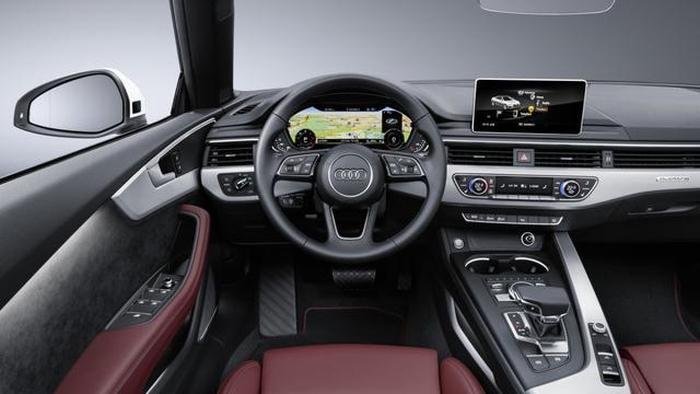 Audi кабріолет