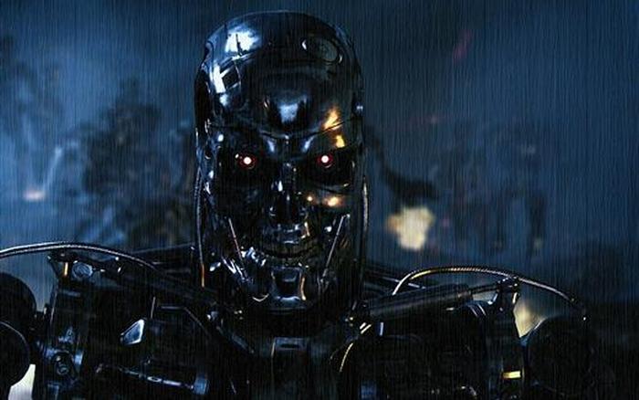 робот термінатор