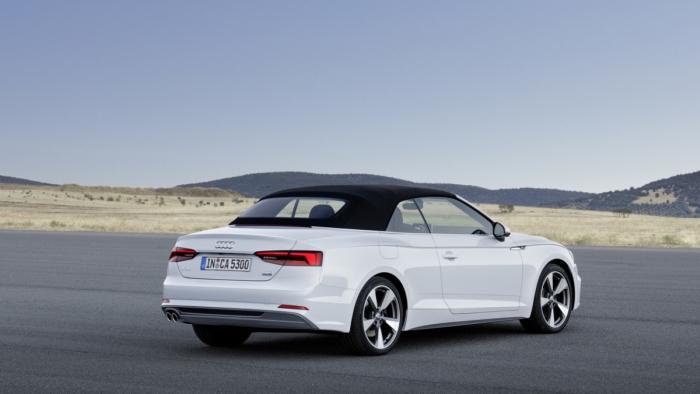 Audi кабріолет A5