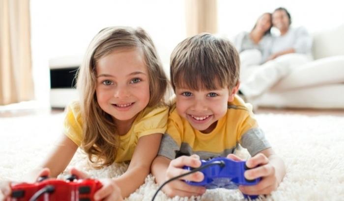 відеоігри діти