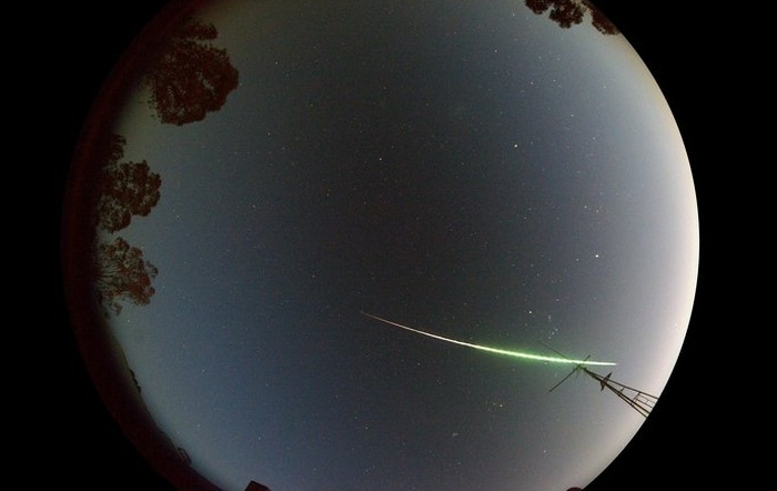 падіння метеориту