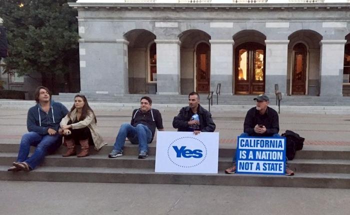 Каліфорнія незалежність