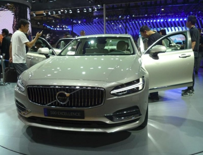 Volvo S90 L Exellence