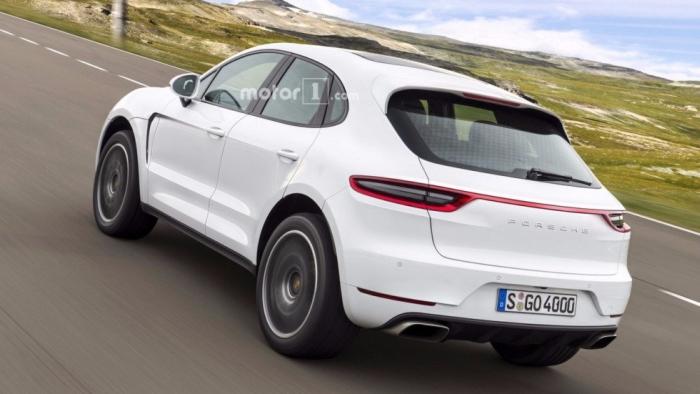 Porsche Majun