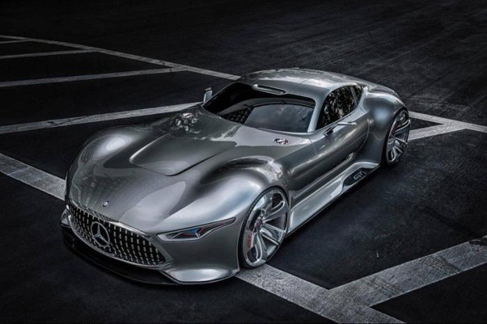 Mercedes-AMG гіперкар