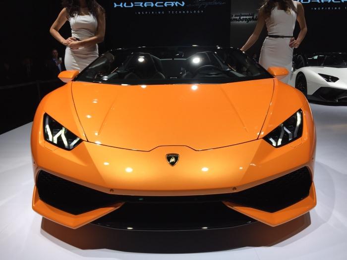 Lamborghini Spyder Huracan