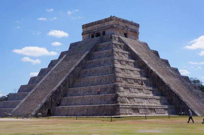 Піраміда Кукулькана