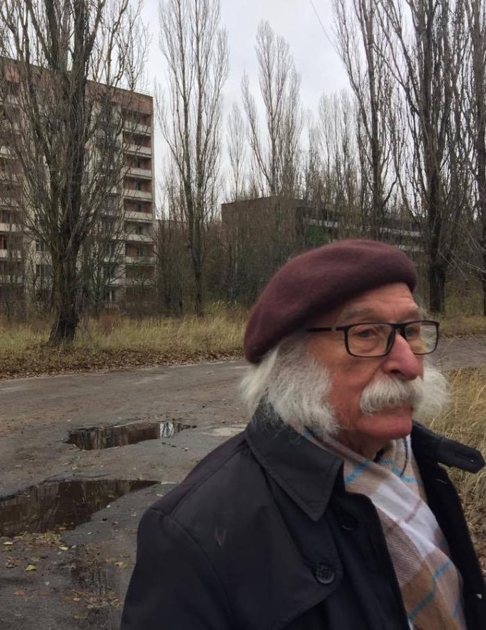 іван марчук в чорнобилі