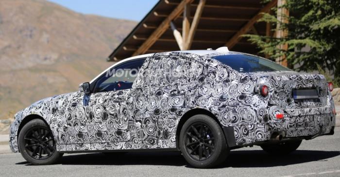 BMW 3-Series 2018