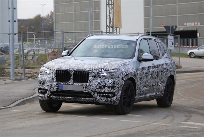 BMW X3 M-Sport 2017