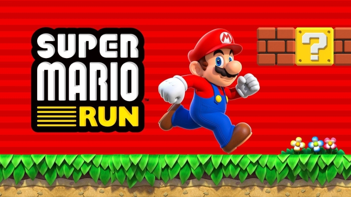 Mario Run App Store