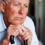 депресія літні люди