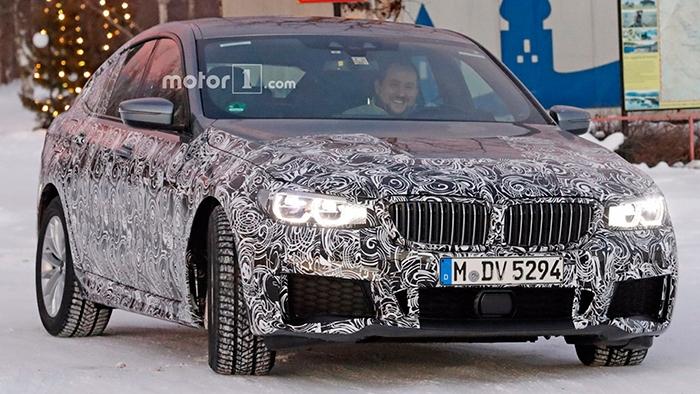 BMW 6-Series GT M-Sport