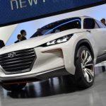 Hyundai Intrado Crossover Concept