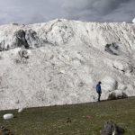 наслідки катастрофи на Тибеті