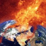 сонце знищить землю