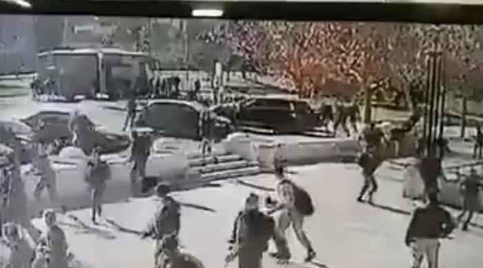 відео теракту в Єрусалимі