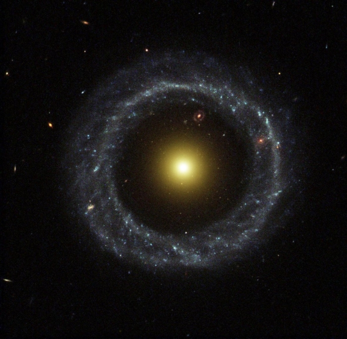 Галактика PGC 1000714