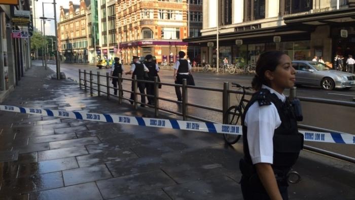 бомба в центрі лондона