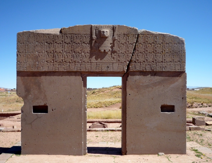 ворота сонця болівія