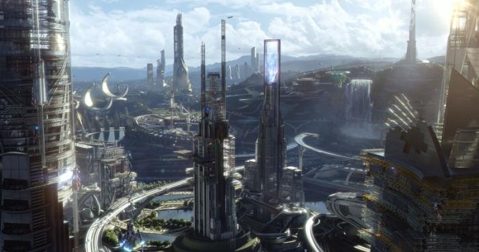 земля майбутнього