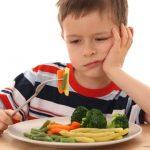 діти овочі