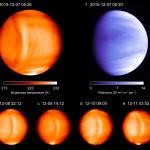 хвиля на Венері