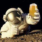пиво на місяці
