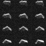 фотознімки астероїда BQ6