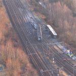 аварія поїзда у Бельгії