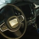 Volvo XC60 салон