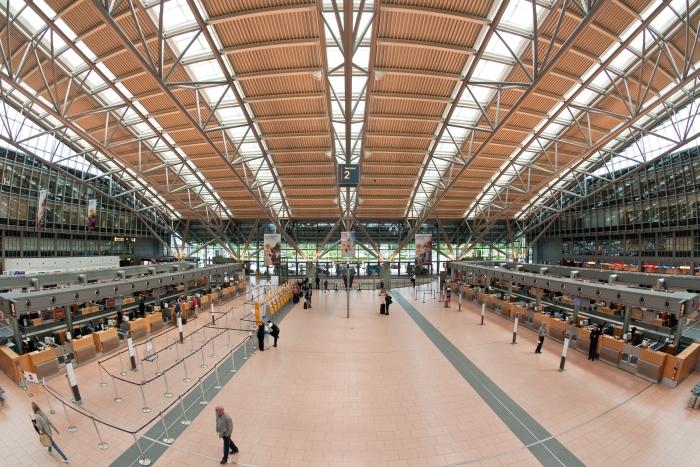 аеропорт Гамбурга