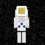 людина в космосі