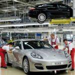 Porsche завод