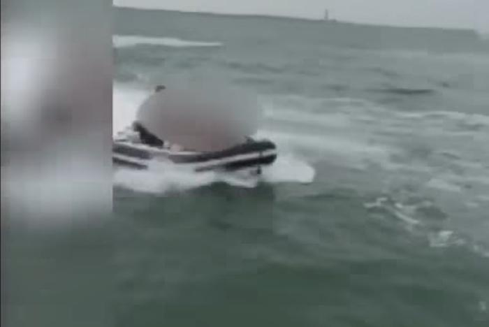 нещасний випадок на лодці