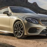 Кабріолет Mercedes-Benz E-Class