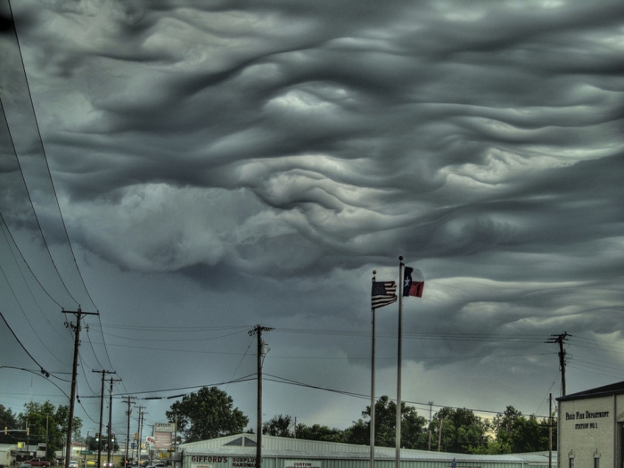 дивні хмари