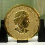 100-кілограмова золота монета
