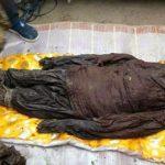 мумія династії мін